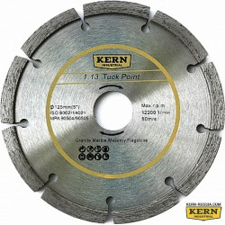 Алмазный диск KERN COLD PRESSED TUCK POINT серия 1.13