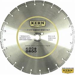 Алмазный диск KERN LASER WELDED серия 1.09