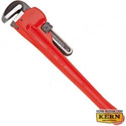 Прямой трубный ключ KERN HEAVY DUTY HD