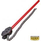 Цепной трубный ключ KERN